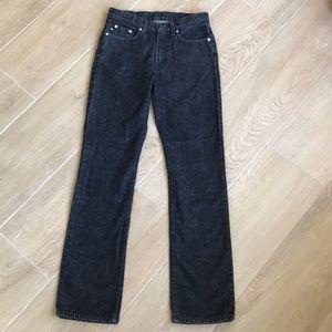Polo Jeans Co Ralph Lauren Black Bootcut Jeans 8